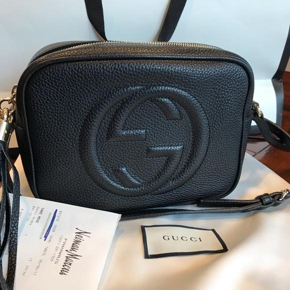4af08900daa Gucci Handbags - GUCCI Soho Disco Bag - With receipt - MINT